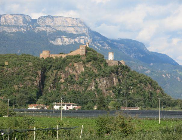 Bolzano e ciclopista del sole