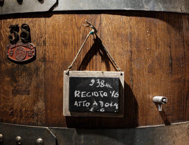 Recioto e vino Valpolicella